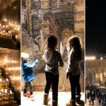 יום ולילה בירושלים עם הרבה סטייל וילדים