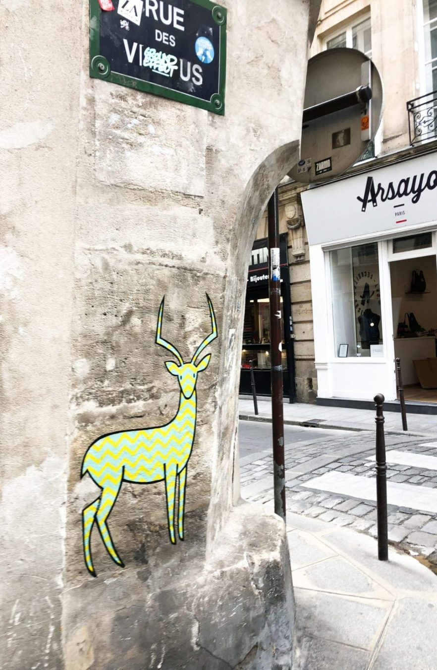 A day in the marais Paris