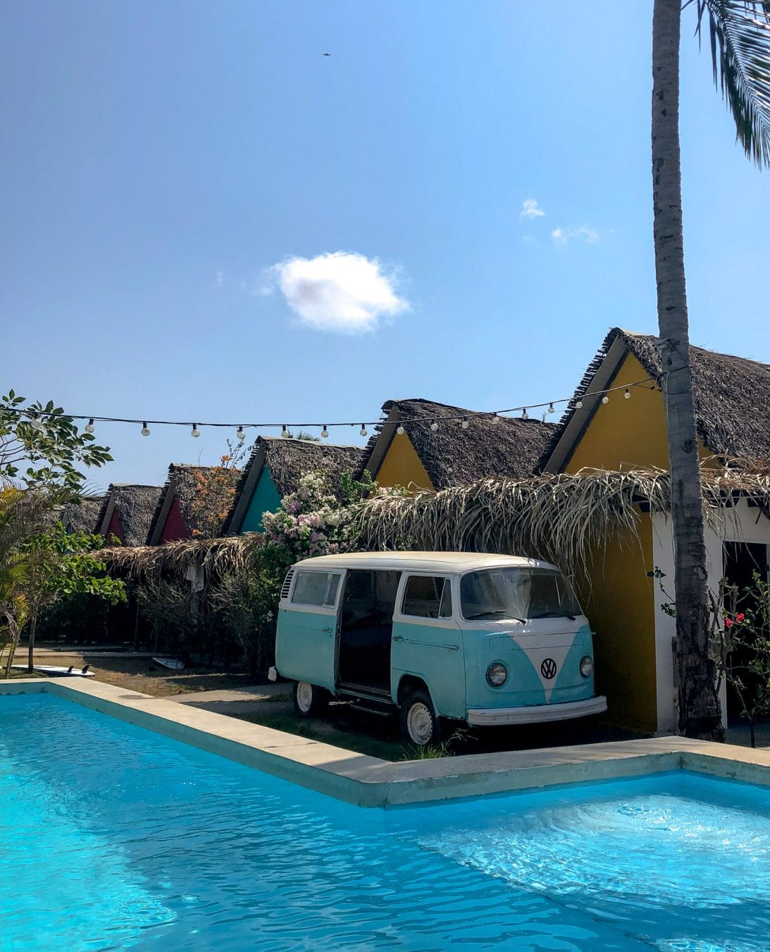 where to stay in playa venao