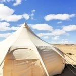 Glamping in the Israeli Desert a unique luxury experience