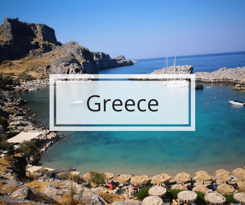 travel guides Greece