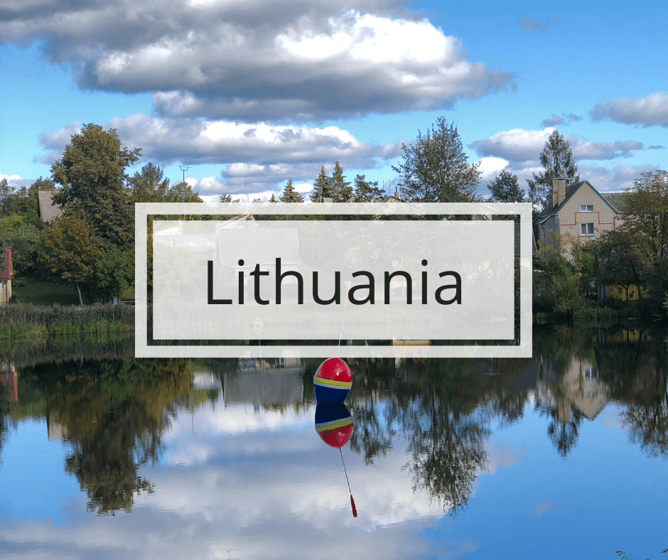 travel guide to lithuania