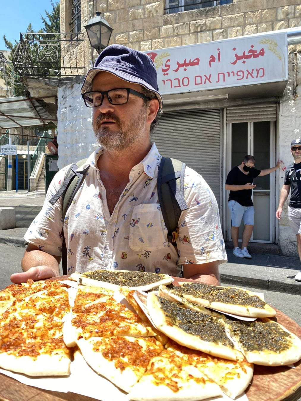 haifa shuk and cook שרון ויעל סיורים קולינרים חיפה