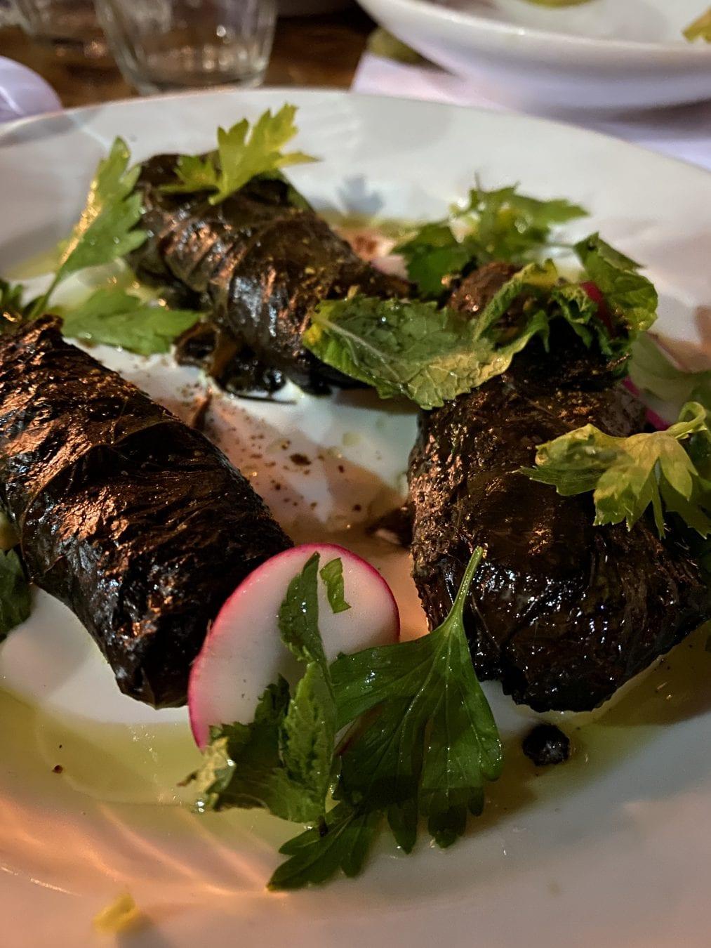 venya bistro restaurant haifa city israel