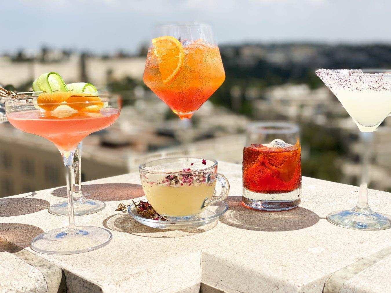 best of jerusalem- restaurants hotels activities