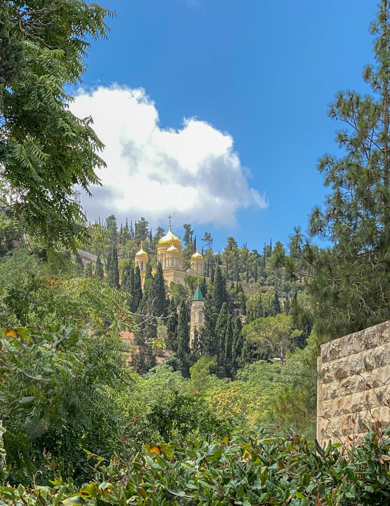 a must visit in jerusalem israel