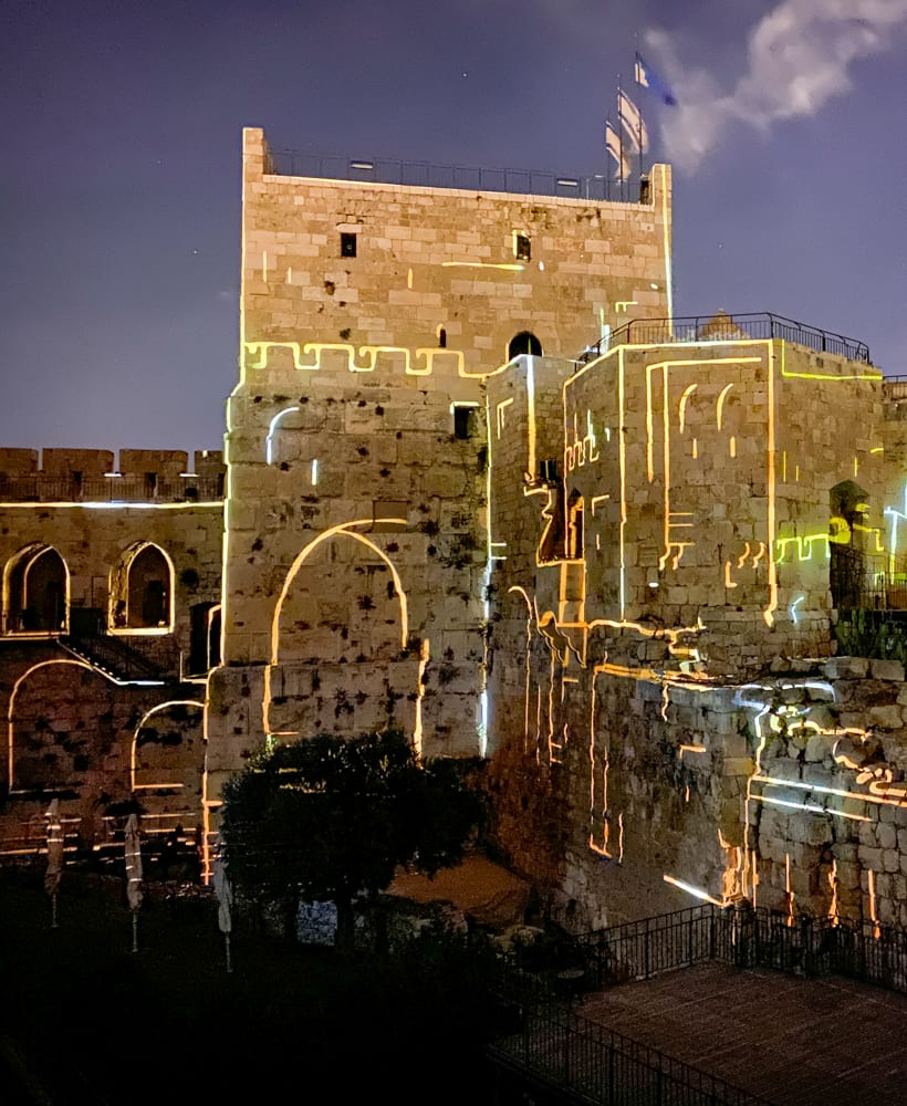 Tower of David a must visit