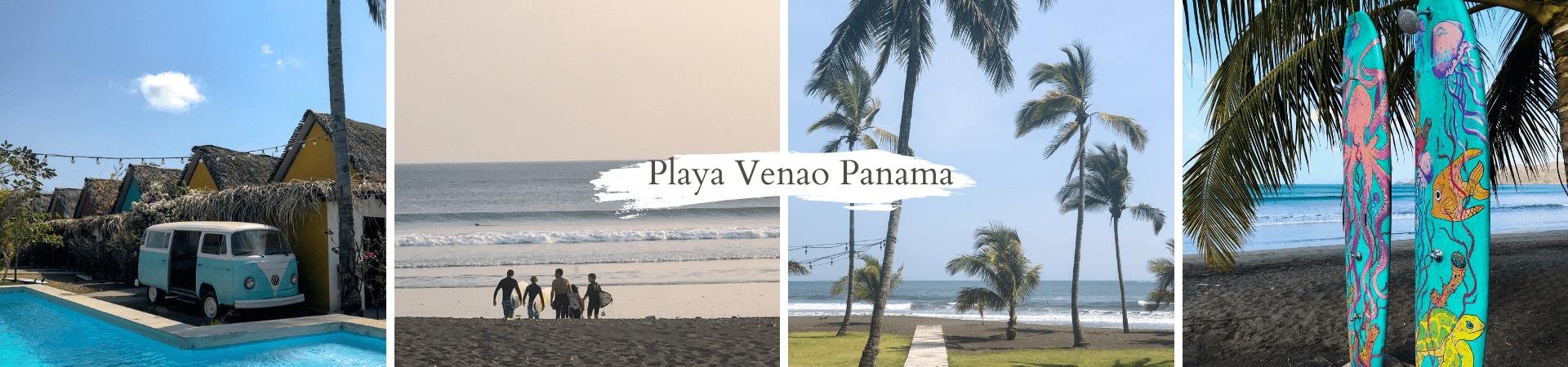 playa venao surf panama פלאיה ונאו פנמה