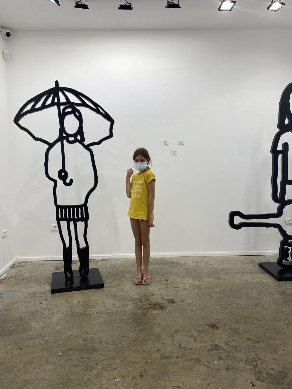 גלריות תל אביב