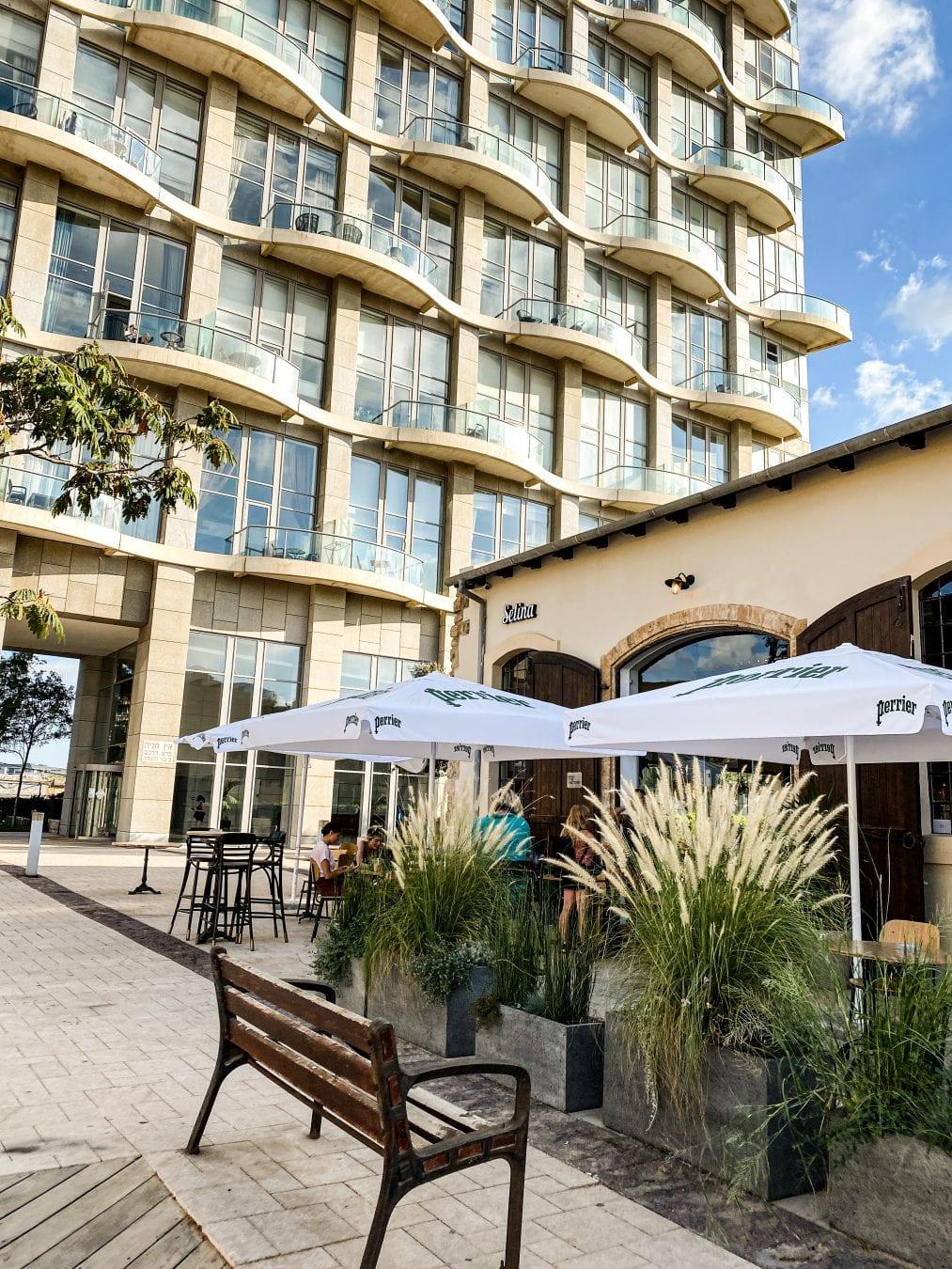 Selina Hotel Tel aviv מלון סלינה נווה צדק