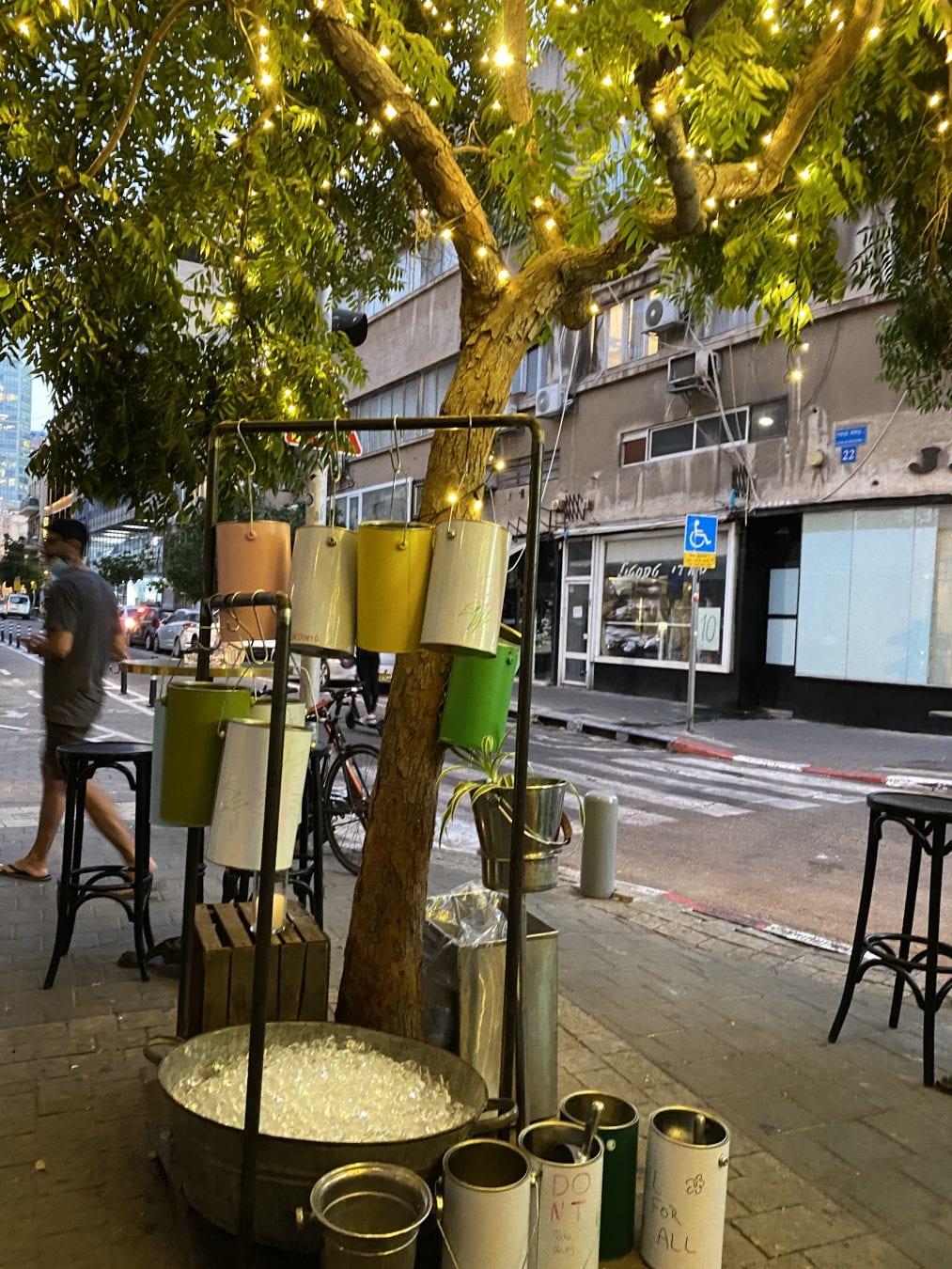 תל אביב מלונות אטרקציות רחובות Tel aviv streets
