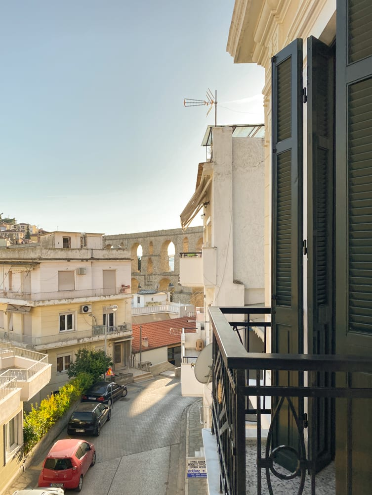 where to stay in Kavala Greece