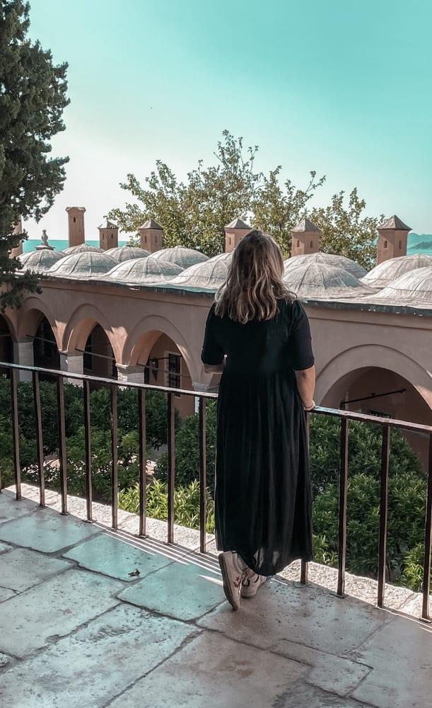 Imaret Hotel the old city of Kavala Greece