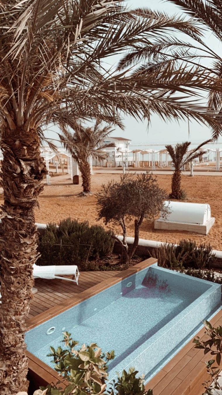 Milos Hotel The Dead Sea Israel