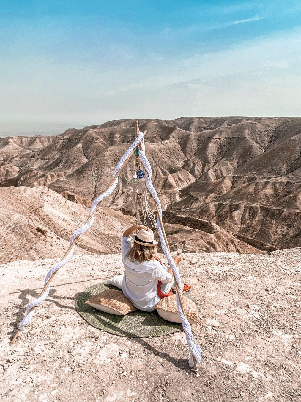 Desert Pop up Israel