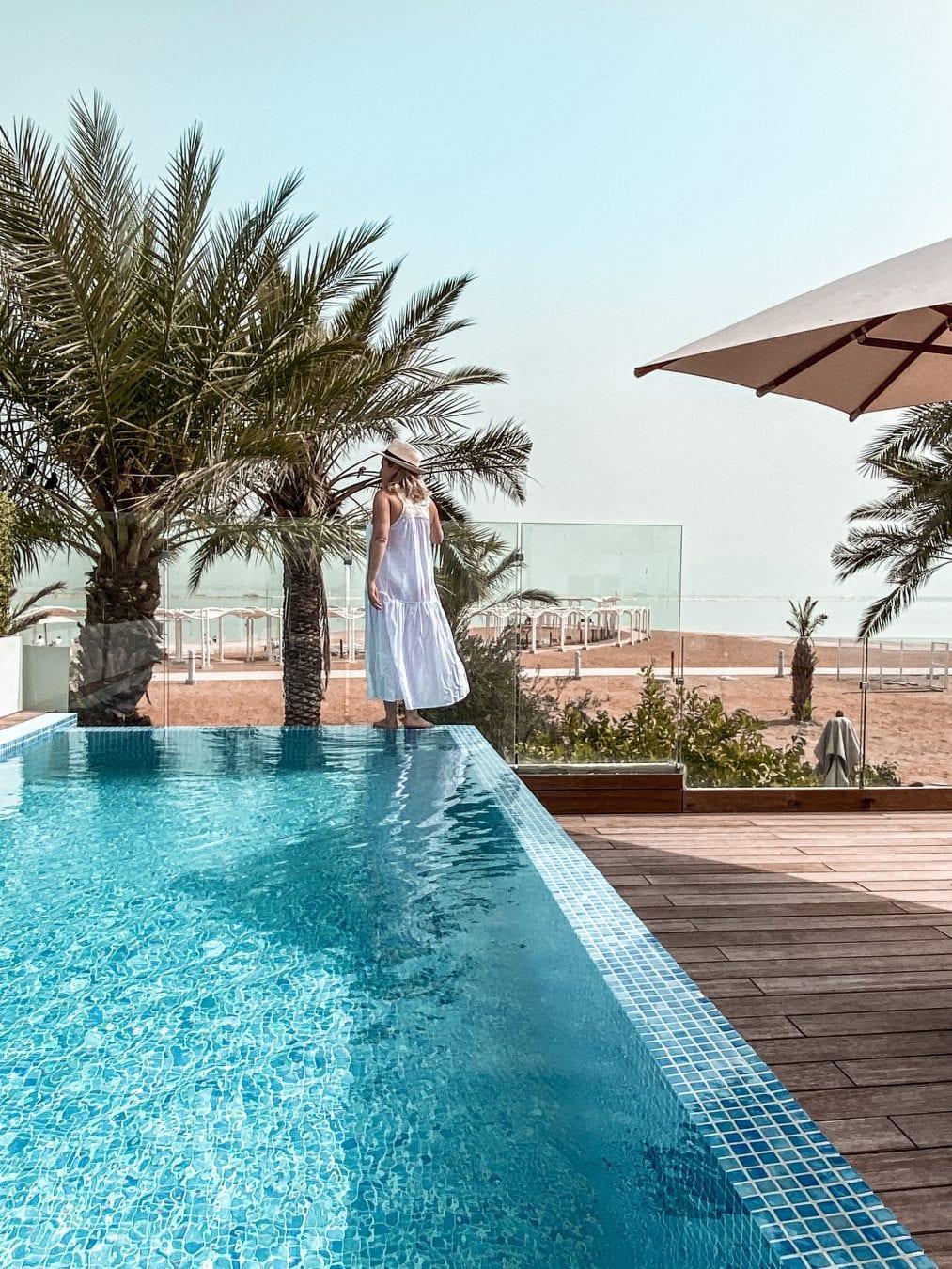 Dead Sea Milos hotel Israel מילוס ים המלח