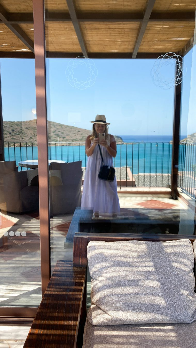 our suite at Dome of Elounda crete greece