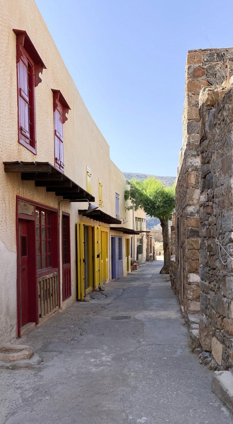 Spinalonga – אי המצורעים Crete Greece