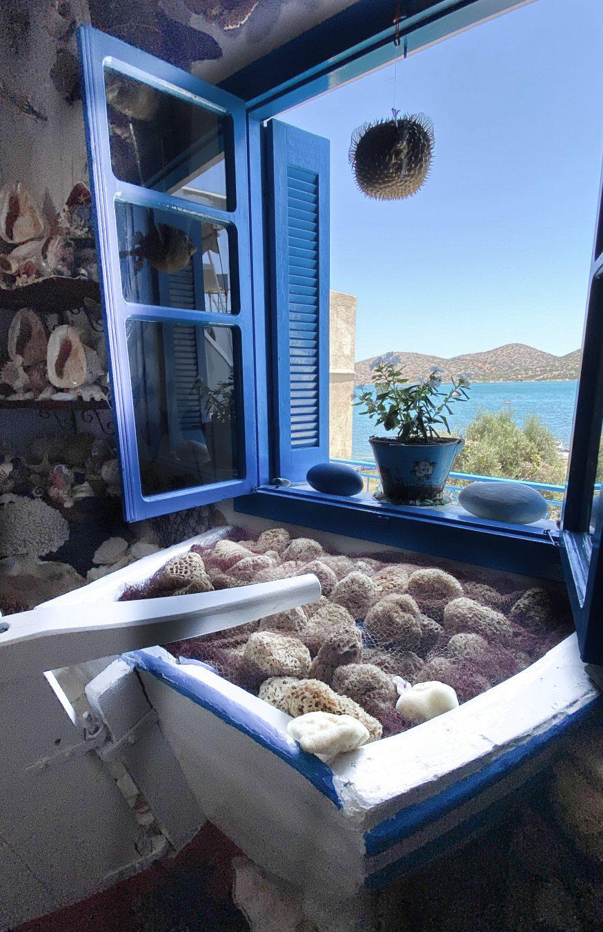 paris gallery elounda crete greece