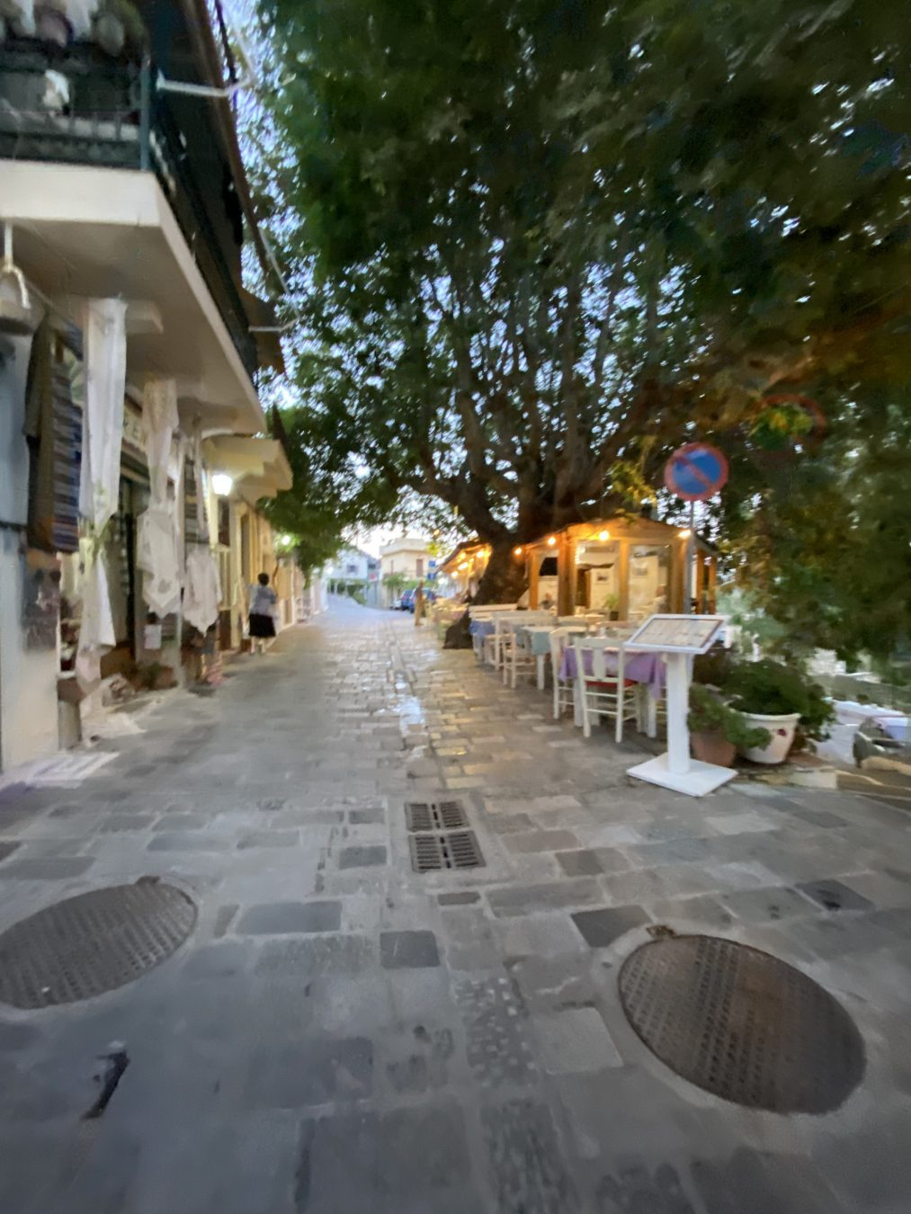 Kroustas and Kritsa Crete Greece