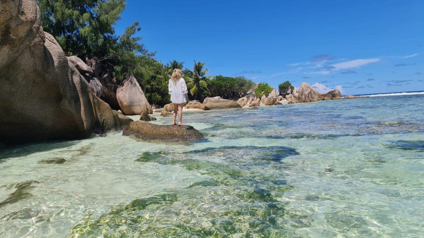 La Digue Seychelles המדריך ללדיג סיישל