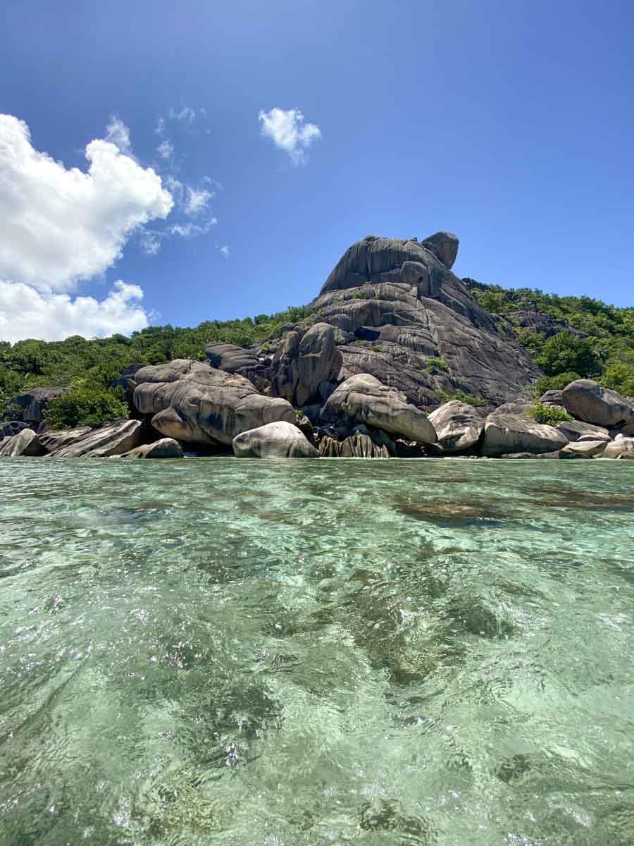 Anse Source D'argent חוף לה דיג סיישל