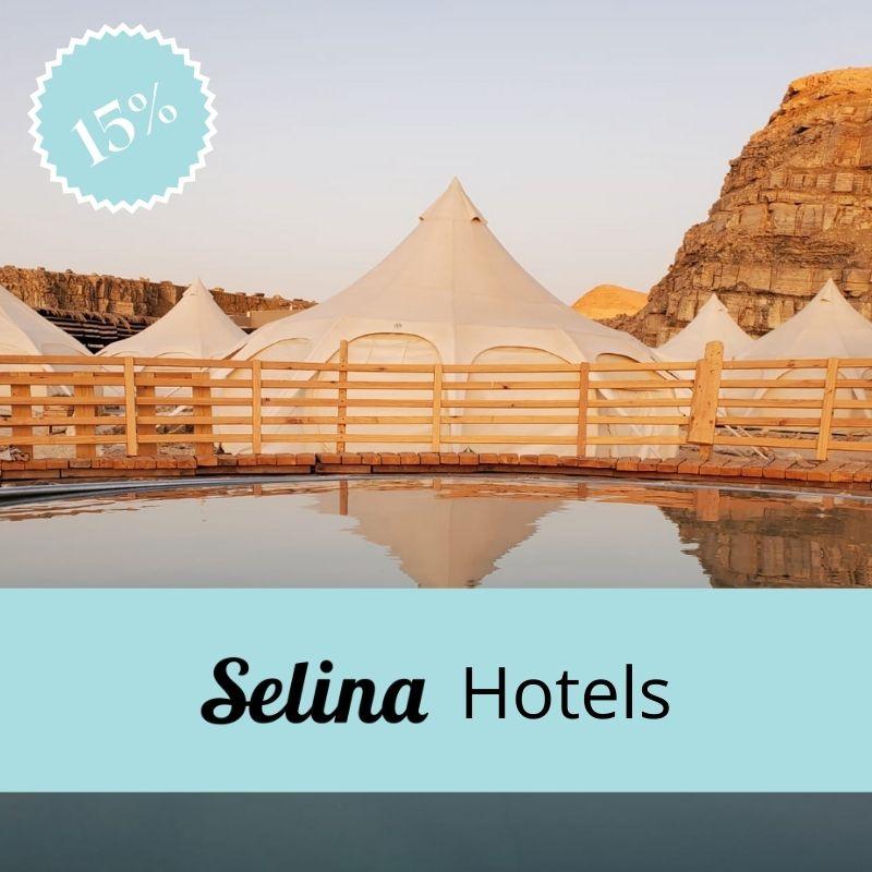 selina hotels discount travel